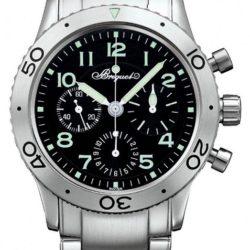 Ремонт часов Breguet 3800ST/92/SW9 Type XX/Type XXI 3800 Type XX Aeronavale Flyback Chronograph в мастерской на Неглинной