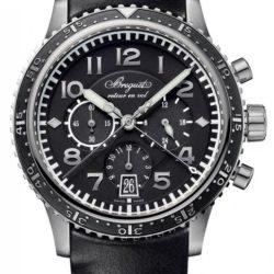 Ремонт часов Breguet 3810TI/H2/3ZU Type XX/Type XXI Chronograph Titanium в мастерской на Неглинной