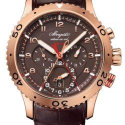 Ремонт часов Breguet 3880BR/Z2/9XV Type XX/Type XXI GMT Flyback Chronograph в мастерской на Неглинной