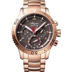 Ремонт часов Breguet 3880BR/Z2/RXV Type XX/Type XXI Flyback Chronograph Gold в мастерской на Неглинной