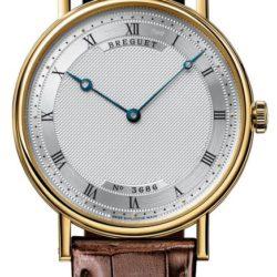 Ремонт часов Breguet 5157BA/11/9V6 Classique 5157 в мастерской на Неглинной