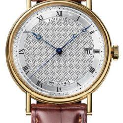 Ремонт часов Breguet 5177ba/12/9v6 Classique Automatic Mens в мастерской на Неглинной