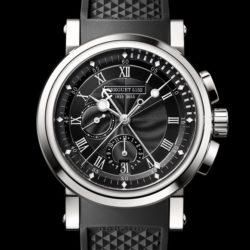 Ремонт часов Breguet 5823PT/H2/5ZU Marine Chronograph в мастерской на Неглинной