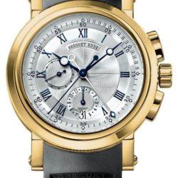 Ремонт часов Breguet 5827BA/12/5ZU Marine 5827 Chronograph в мастерской на Неглинной