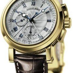 Ремонт часов Breguet 5827BA/12/9Z8 Marine 5827 Chronograph в мастерской на Неглинной
