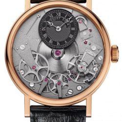 Ремонт часов Breguet 7027BR/G9/9V6 Tradition 7027 в мастерской на Неглинной