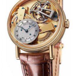Ремонт часов Breguet 7047BA/11/9ZU Tradition 7047 Fusee Tourbillon в мастерской на Неглинной