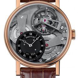 Ремонт часов Breguet 7047BR/G9/9ZU Tradition Fusee Tourbillon в мастерской на Неглинной