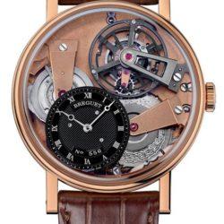Ремонт часов Breguet 7047BR/R9/9ZU Tradition 7047 Fusee Tourbillon в мастерской на Неглинной