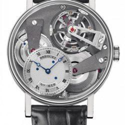 Ремонт часов Breguet 7047PT/11/9ZU Tradition 7047 Fusee Tourbillon в мастерской на Неглинной