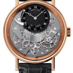 Ремонт часов Breguet 7057BR/G9/9W6 Tradition Power Reserve в мастерской на Неглинной