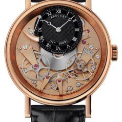 Ремонт часов Breguet 7057BR/R9/9W6 Tradition Power Reserve в мастерской на Неглинной