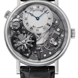 Ремонт часов Breguet 7067BB/G1/9W6 Tradition GMT в мастерской на Неглинной
