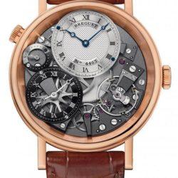 Ремонт часов Breguet 7067BR/G1/9W6 Tradition GMT в мастерской на Неглинной