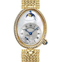 Ремонт часов Breguet 8908BA/52/J20 D000 Reine De Naples Yellow Gold в мастерской на Неглинной