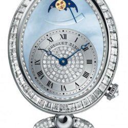 Ремонт часов Breguet 8909BB/VD/J29 DDD0 Reine De Naples Power Reserve в мастерской на Неглинной