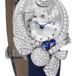 Ремонт часов Breguet GJ28BB8924DDS8 High Jewellery Collection Les Volants de la Reine в мастерской на Неглинной