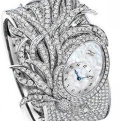 Ремонт часов Breguet GJE15BB20.8924D01 High Jewellery Collection Plumes в мастерской на Неглинной