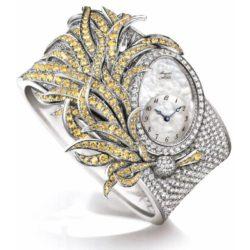 Ремонт часов Breguet GJE15BB20.8924DJ1 High Jewellery Collection Plumes в мастерской на Неглинной