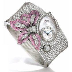 Ремонт часов Breguet GJE16BB20.8924DR1 High Jewellery Collection Marie-Antoinette Fleurs в мастерской на Неглинной