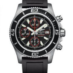 Ремонт часов Breitling A1334102/BA81/131S/A20SS.1 SuperOcean CHRONOGRAPH II в мастерской на Неглинной
