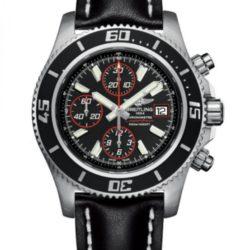 Ремонт часов Breitling A1334102/BA81/435X/A20BASA.1 SuperOcean CHRONOGRAPH II в мастерской на Неглинной