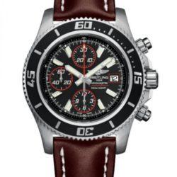Ремонт часов Breitling A1334102/BA81/437X/A20BASA.1 SuperOcean CHRONOGRAPH II в мастерской на Неглинной