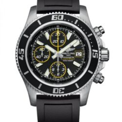 Ремонт часов Breitling A1334102/BA82/131S/A20SS.1 SuperOcean CHRONOGRAPH II в мастерской на Неглинной