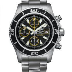 Ремонт часов Breitling A1334102/BA82/162A SuperOcean CHRONOGRAPH II в мастерской на Неглинной