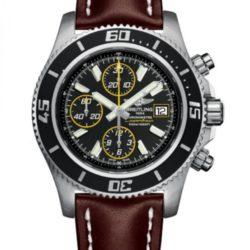 Ремонт часов Breitling A1334102/BA82/437X/A20BASA.1 SuperOcean CHRONOGRAPH II в мастерской на Неглинной
