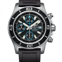 Ремонт часов Breitling A1334102/BA83/131S/A20SS.1 SuperOcean CHRONOGRAPH II в мастерской на Неглинной