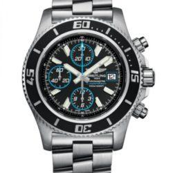 Ремонт часов Breitling A1334102/BA83/134A SuperOcean CHRONOGRAPH II в мастерской на Неглинной