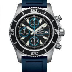 Ремонт часов Breitling A1334102/BA83/145S/A20SS.1 SuperOcean CHRONOGRAPH II в мастерской на Неглинной