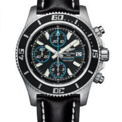 Ремонт часов Breitling A1334102/BA83/435X/A20BASA.1 SuperOcean CHRONOGRAPH II в мастерской на Неглинной