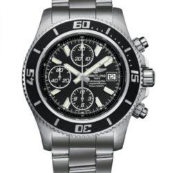 Ремонт часов Breitling A1334102/BA84/162A SuperOcean CHRONOGRAPH II в мастерской на Неглинной