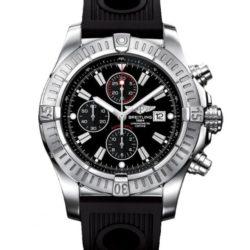 Ремонт часов Breitling A1370C1 SS-Black-Rub Avenger Super в мастерской на Неглинной