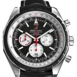 Ремонт часов Breitling A1460C Black_White-BlLeath Chrono-Matic 49 в мастерской на Неглинной
