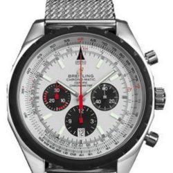 Ремонт часов Breitling A1460C White_Black-SS Chrono-Matic 49 в мастерской на Неглинной