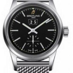 Ремонт часов Breitling A1631012-BD15-171A Transocean 38 mm в мастерской на Неглинной