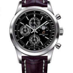 Ремонт часов Breitling A1931012/BB68/735P/A20BA.1 Transocean CHRONOGRAPH 1461 в мастерской на Неглинной