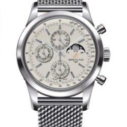 Ремонт часов Breitling A1931012/G750/154A Transocean CHRONOGRAPH 1461 в мастерской на Неглинной