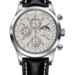 Ремонт часов Breitling A1931012/G750/435X/A20BA.1 Transocean CHRONOGRAPH 1461 в мастерской на Неглинной