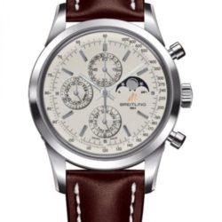 Ремонт часов Breitling A1931012/G750/437X/A20BA.1 Transocean CHRONOGRAPH 1461 в мастерской на Неглинной