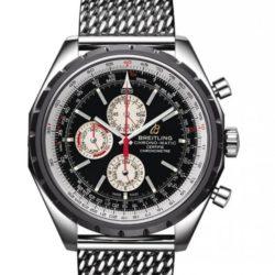 Ремонт часов Breitling A1936002-B963-146A Chrono-Matic 1461 в мастерской на Неглинной