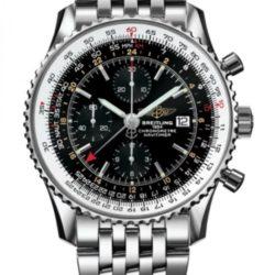 Ремонт часов Breitling A2432212/B726/443A Navitimer WORLD в мастерской на Неглинной