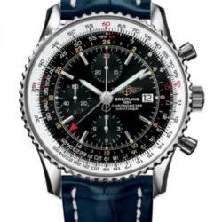 Ремонт часов Breitling A2432212/B726/746P/A20BA.1 Navitimer WORLD в мастерской на Неглинной