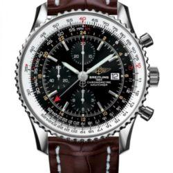 Ремонт часов Breitling A2432212/B726/756P/A20BA.1 Navitimer WORLD в мастерской на Неглинной