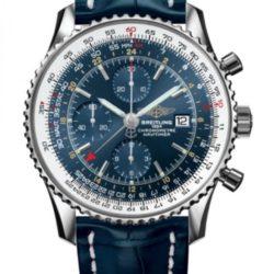 Ремонт часов Breitling A2432212/C651/746P/A20BA.1 Navitimer World в мастерской на Неглинной