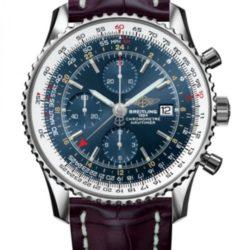 Ремонт часов Breitling A2432212/C651/750P/A20BA.1 Navitimer WORLD в мастерской на Неглинной