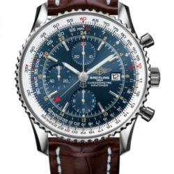 Ремонт часов Breitling A2432212/C651/756P/A20BA.1 Navitimer WORLD в мастерской на Неглинной